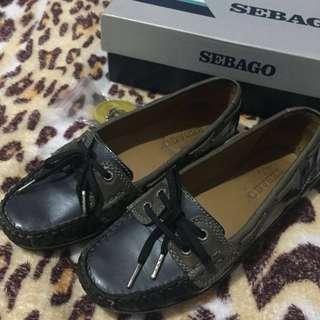 Original Sebago (Bala Black Noir)