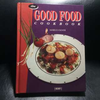 Book: The Good Food Cookbook