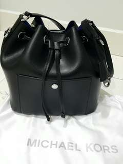 Authentic Michael Kors Bucket Bag
