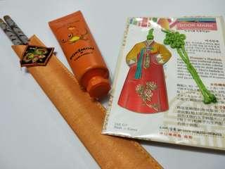 Korea Souvenir Gift Set B