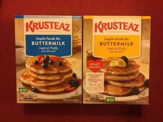 美國 buttermilk pancake粉 熱香餅