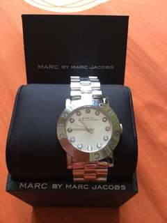 Pre-loved MARC JACOBS watch