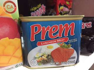 Prem Luncheon Meat Original