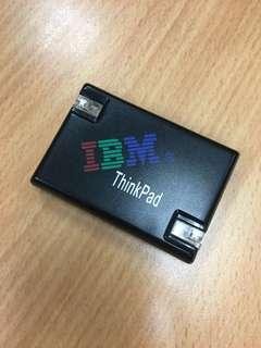 RJ45 電話線 可伸縮 IBM