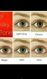 Soflens gel milky 3tone