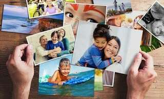 Digital photo printing services