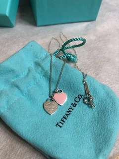 Tiffany & Co. Necklace 粉紅色