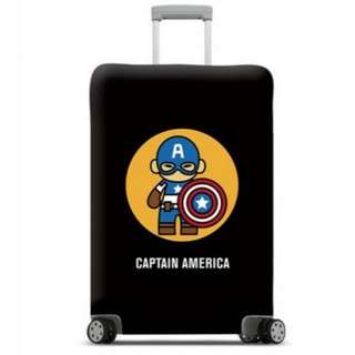 Superheroes Series Luggage Protector/Cover