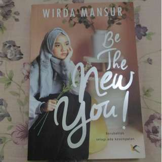 Preloved Buku BE THE NEW YOU Wirda Mansur