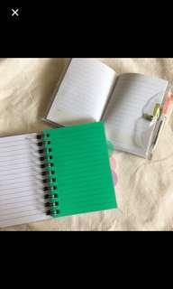 Notebook Phone log book 電話簿 記事簿 本 筆記簿