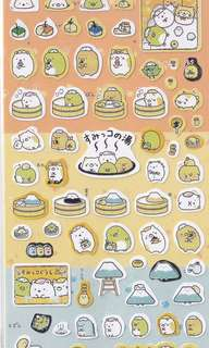 🚚 Sumikko gurashi stickers #3