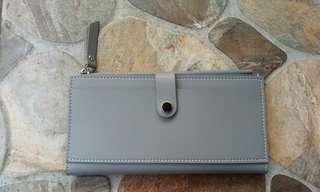 Dompet Miniso (Grey)
