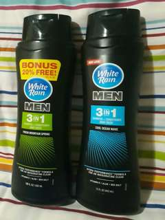 3 in 1 Shampoo + Conditioner and Body Wash