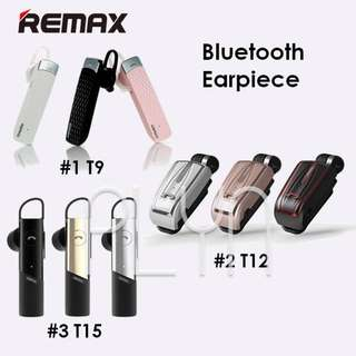 From $13.80 Remax Bluetooth Earphone Bluetooth Earpiece