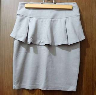 Peplum Skirt by Cotton On