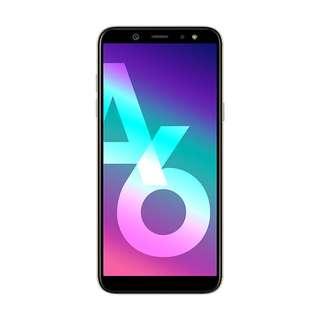 Kredit HP Bandung Samsung Galaxy A6 Gratis 1x Cicilan