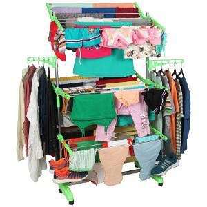 Voteem Cloth Drying Rack 2in1