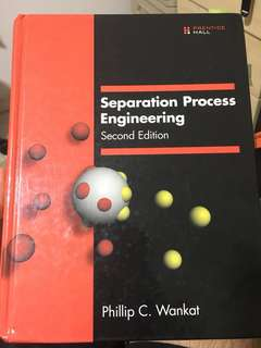 Seperation Process Engineering