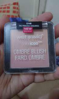 (Free ong jadetabek) Wet n wild ombre blush
