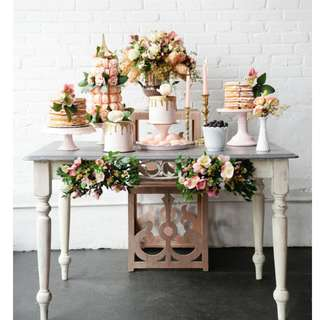 Dessert Table | Bridal Showers | Birthdays | Baby Showers