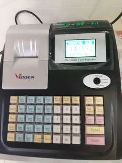 CASH REGISTER with Drawer and Free Service Tutorial