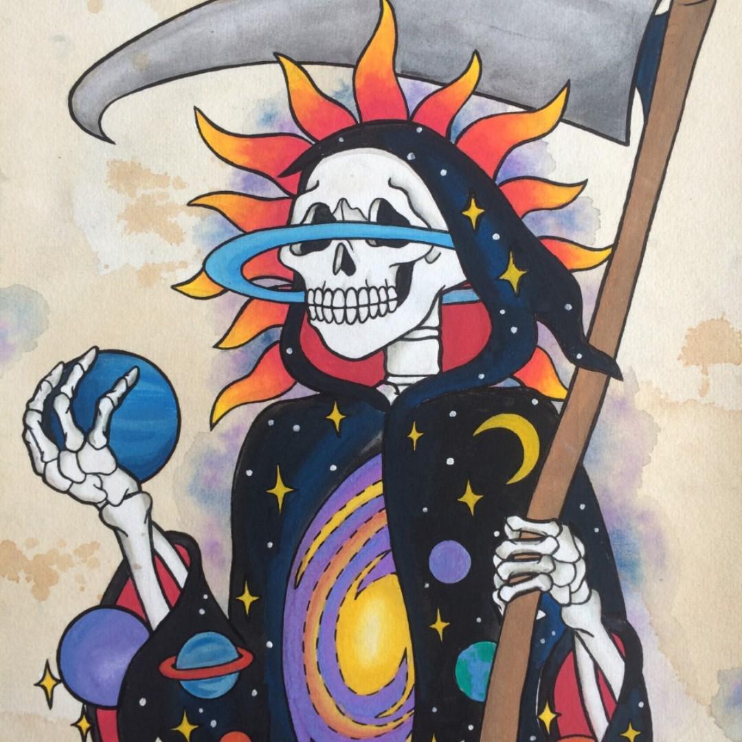 A3 Cosmic Reaper