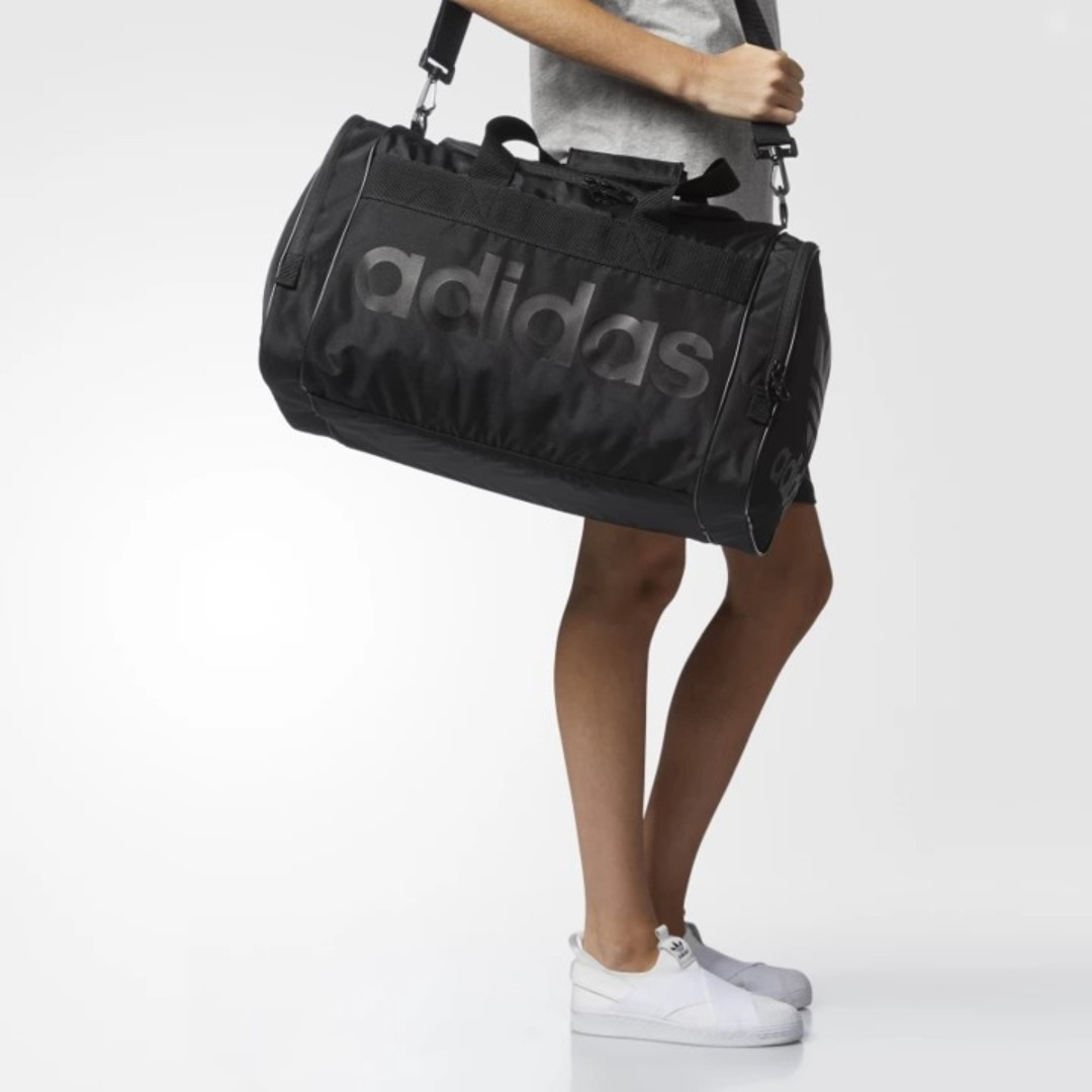 ce935845112b02 Adidas SANTIAGO DUFFEL BAG , Men's Fashion, Bags & Wallets, Sling Bags on  Carousell