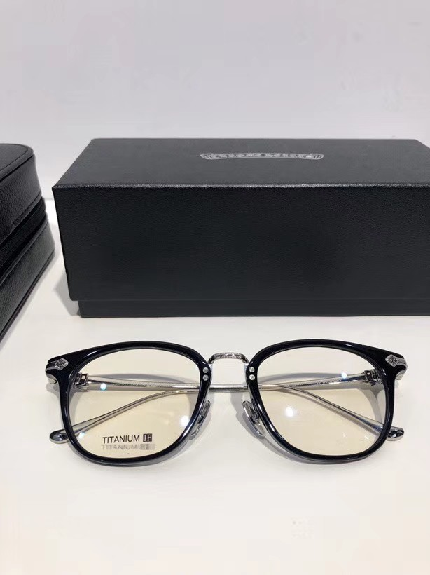650c35009f1f Chromehearts Shagass Titanium Optical Glasses
