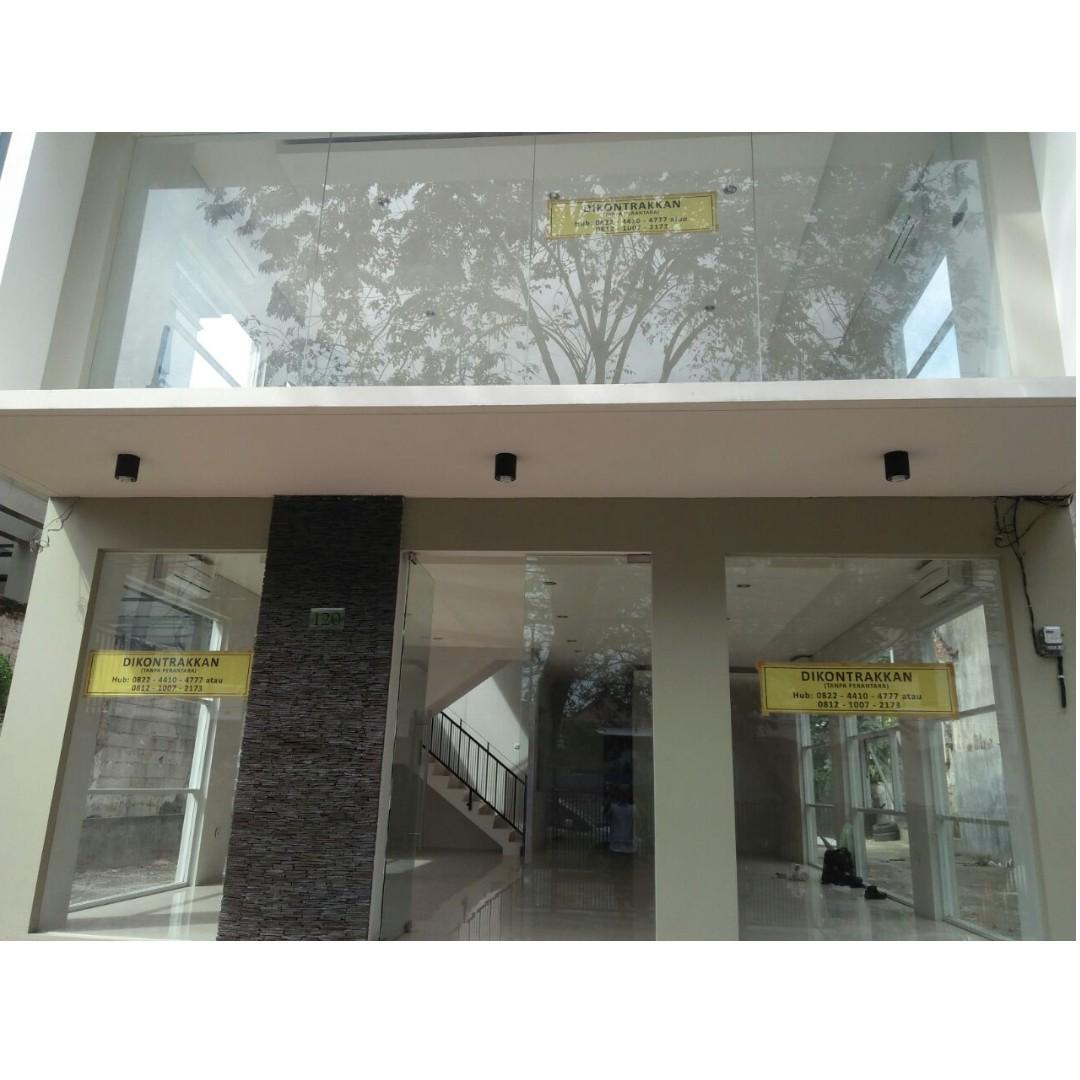 Disewakan Ruko Kantor (RUKAN) di Jalan Raya Bendungan Hilir No 120