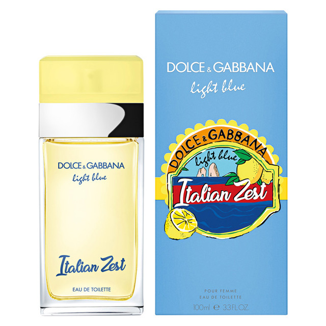 b0dc66b01d74c D G LIGHT BLUE ITALIAN ZEST POUR FEMME EDT WOMEN (100ml Tester ...
