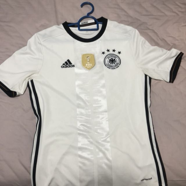 d8721d0a97b Germany Home Football / Soccer Jersey Euro 2016, Sports, Sports ...