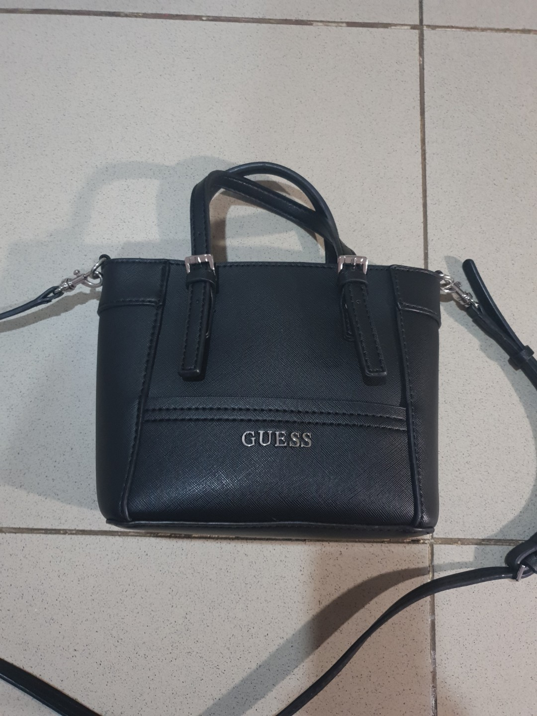 GUESS DELANEY MINI PRELOVED 2ed925aa83