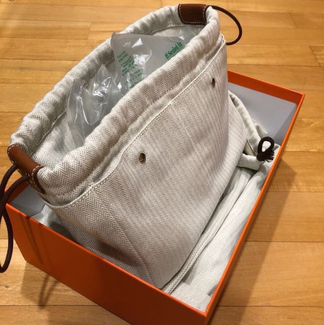 32da13d0728b ... promo code for hermes fourbi 25 bag organizer lindy birkin kelly comes  with receipt and box