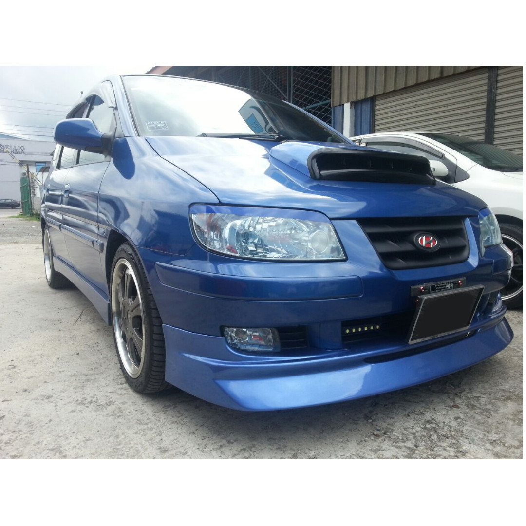 HYUNDAI MATRIX BODYKIT / SKIRITNG, Auto Accessories on Carousell