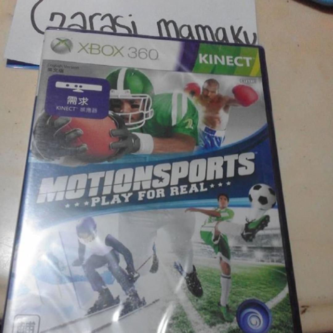 Kaset Xbox 360 Motion Sports Ori Video Game Di Carousell Fifa 2018 Photo