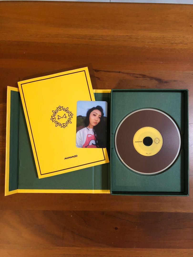 Mamamoo [Yellow Flower] Album, Music & Media, CDs, DVDs
