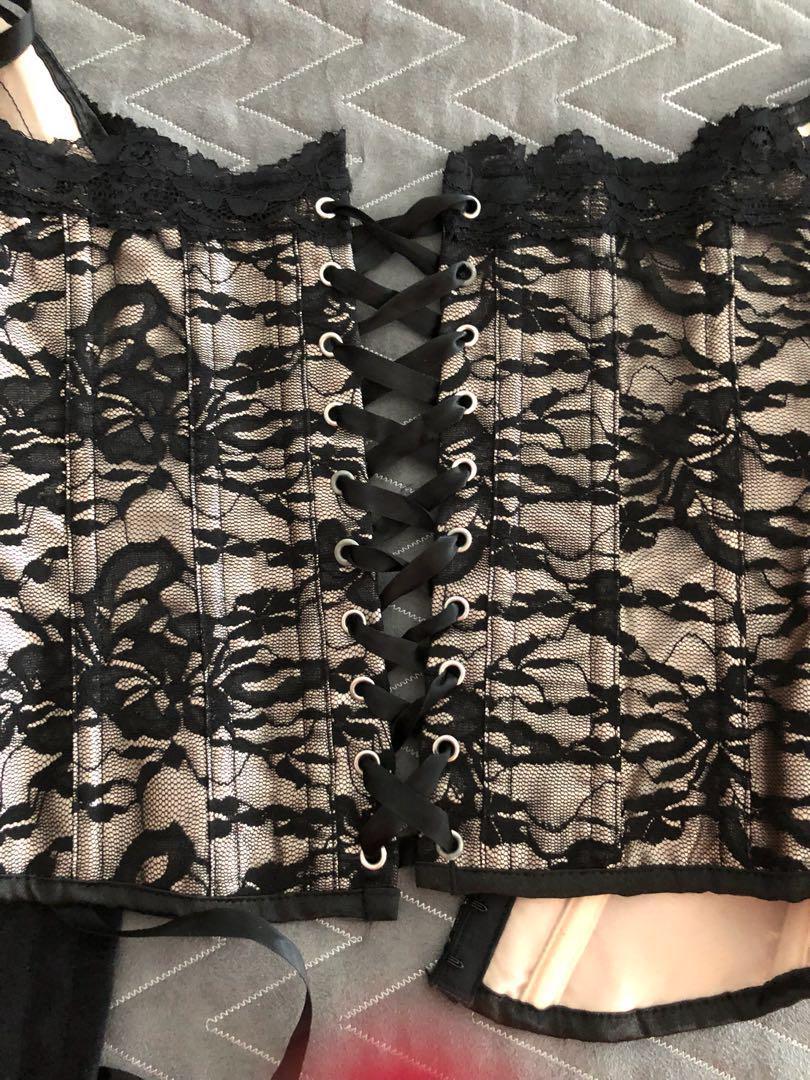 New and unworn corset top