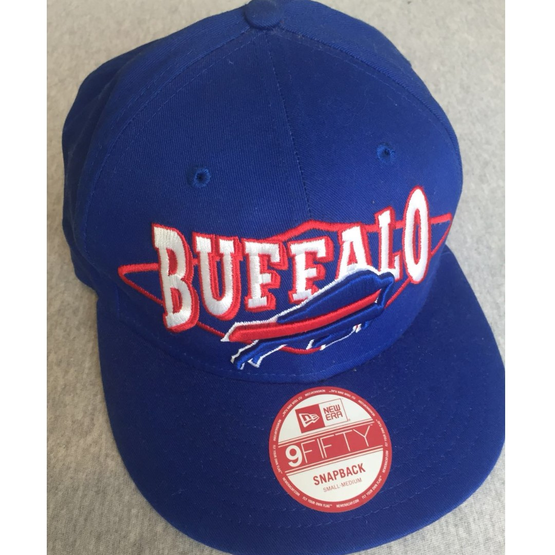 28a00b50a4cf0 ORIGINAL  NFL Buffalo Bills New Era 9Fifty Snapback