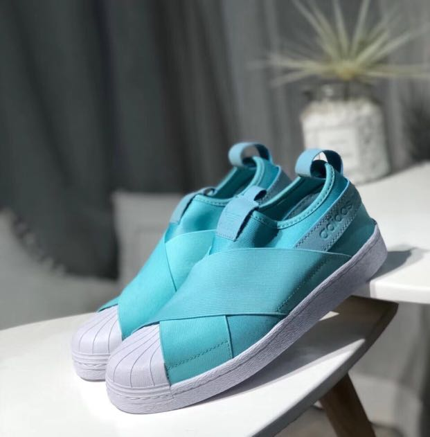 po adidas superstar slip ons dce2be47a071
