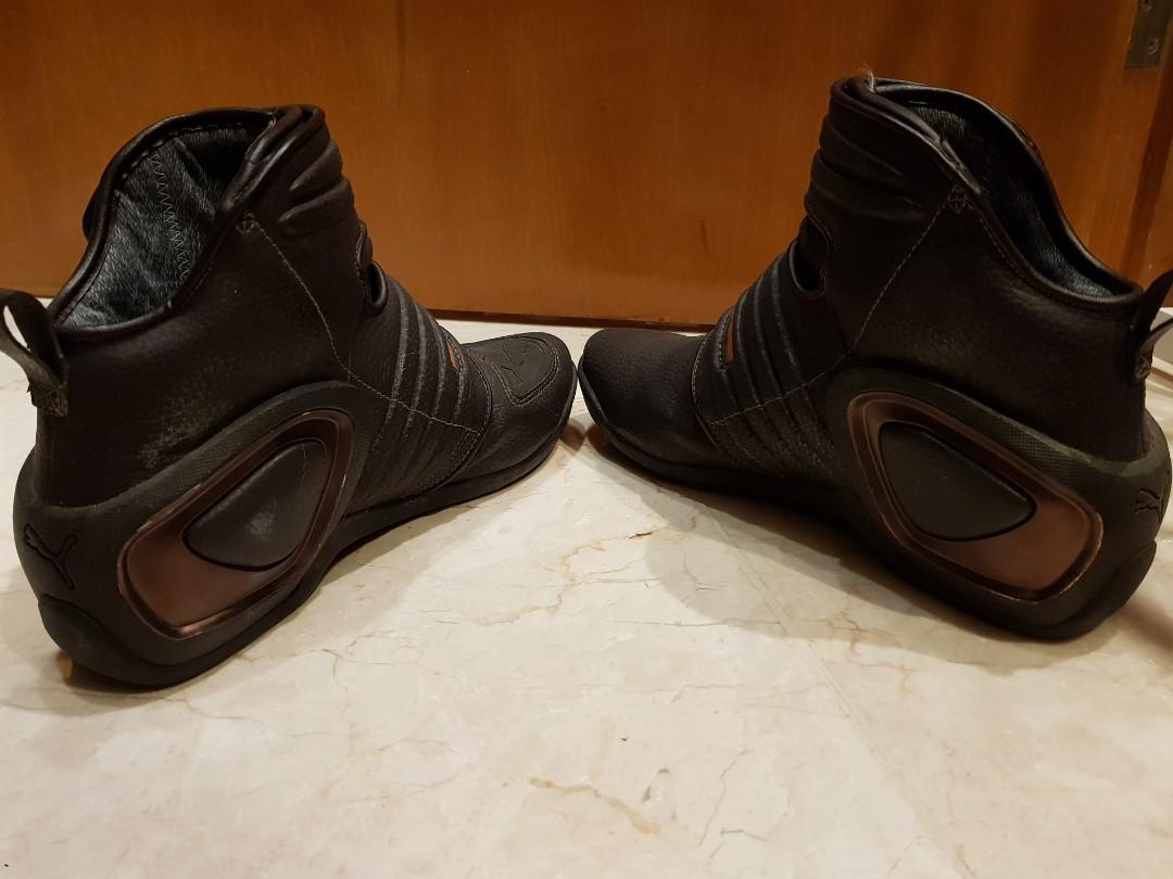 ae45942b34e011 Puma Gore Tex riding boots