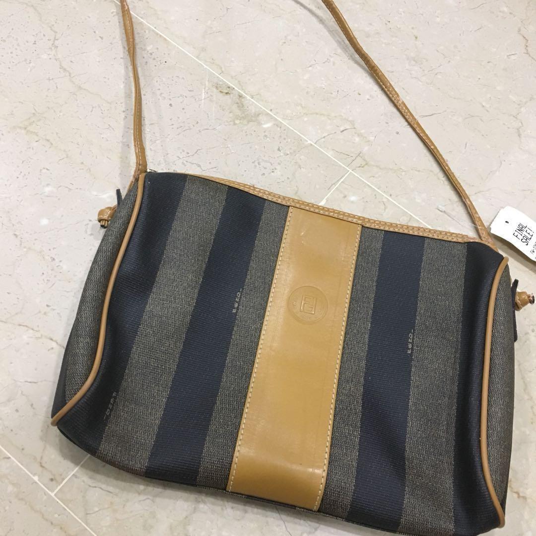 1d3b246fa1f1 free shipping sling bag fendi 1c306 df3a9