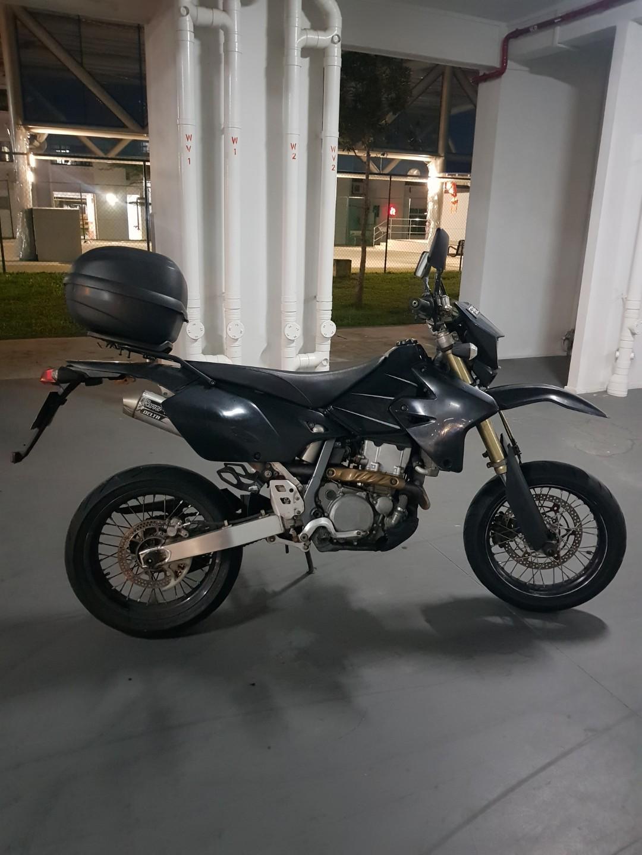Suzuki drz 400 coe until dec 2019