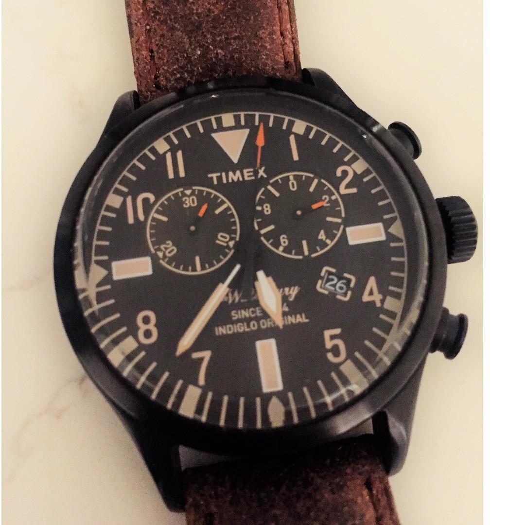 d0dd7cd25 Timex Waterbury Men's Watch, Men's Fashion, Watches on Carousell