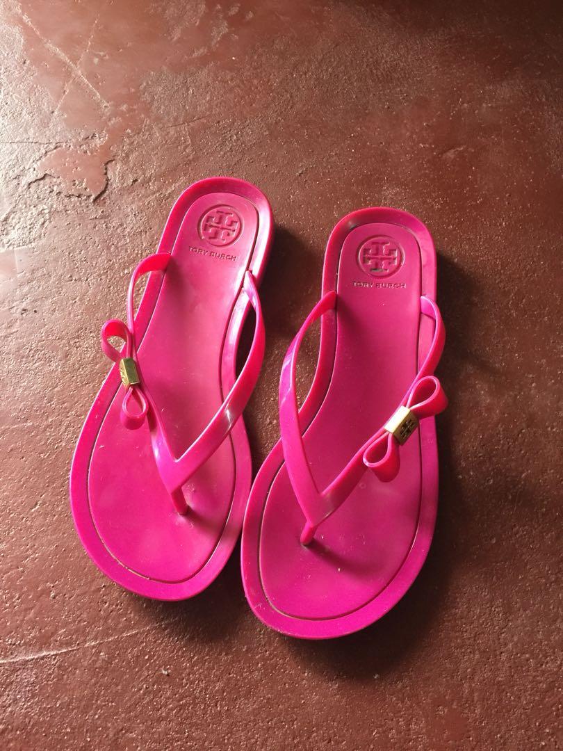 3a82ab6666b8 Tory Burch Jelly Sandals (Original