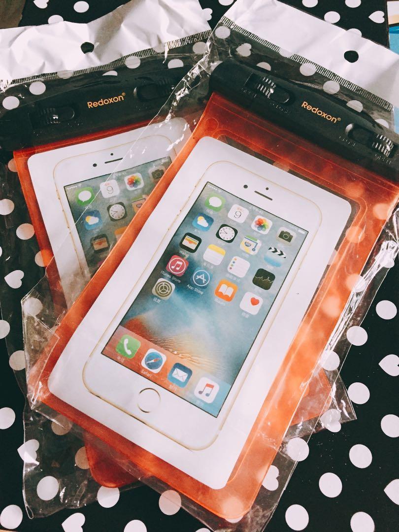 detailed look c693a 0b0b2 Waterproof handphone pouch / case