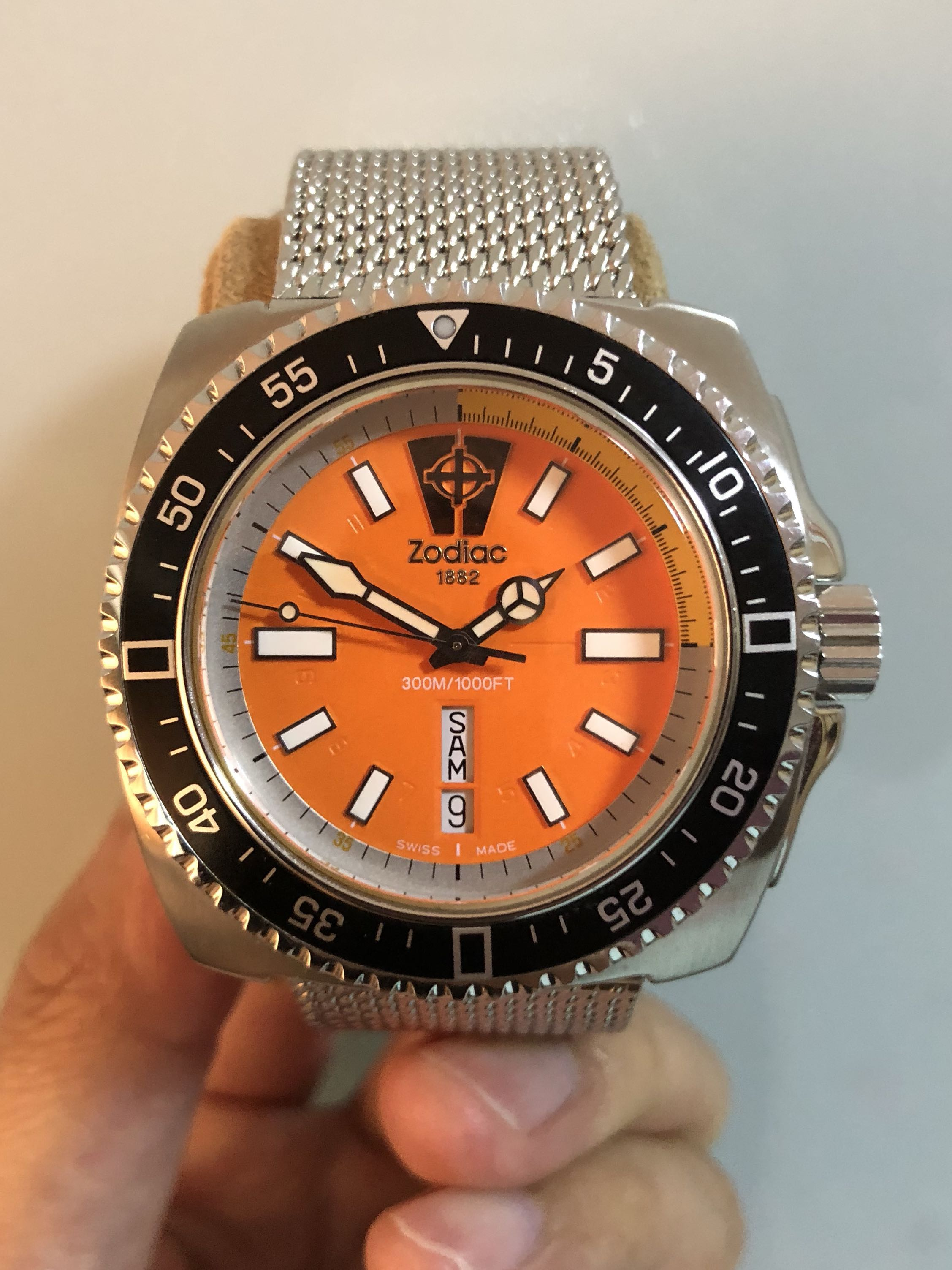 made carousell vwolf diver wolf photo p v swiss on luxury zodiac watches quartz