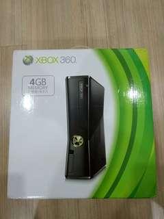 Xbox 360 4GB memory