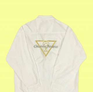 90s Guess Jeans Longsleeves Buttondown