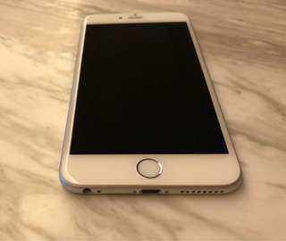 iPhone 6 Plus, Silver, 128GB