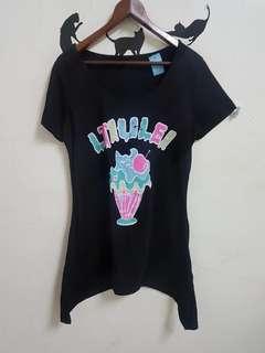 🚚 全新冰淇淋短袖上衣#圖二細圖